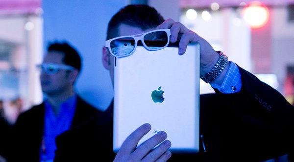 Apple-12 дюймовый iPads