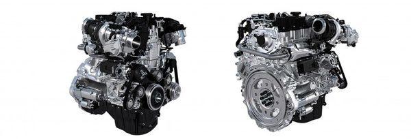 Jaguar XE использует движок Igenium