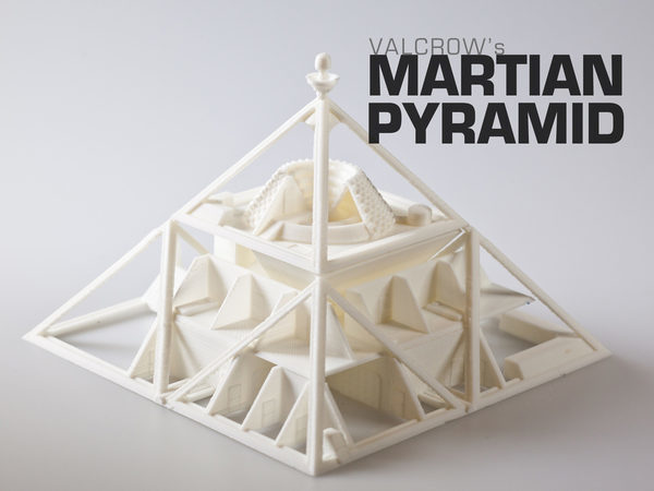Valcrow - Марсианская пирамида