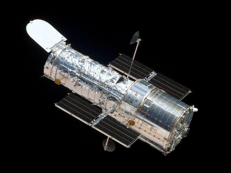 Космический телескоп «Хаббл»