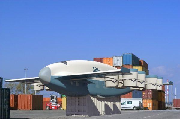 В.В.-Plane предлагает конкурировать с дорогими перевозками грузового транспорта