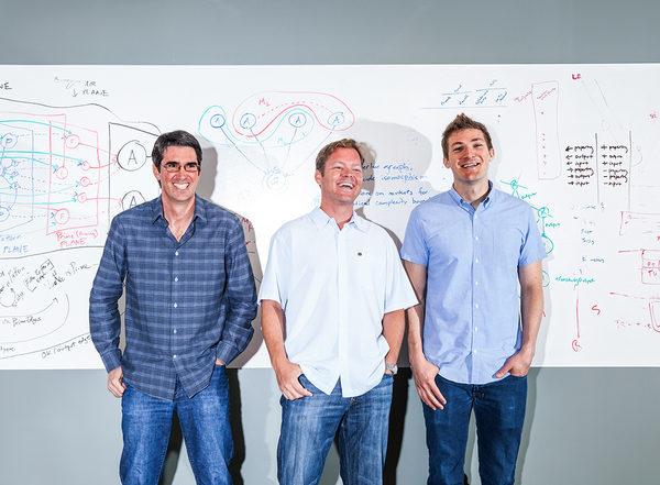Viv Labs—Adam Cheyer, Dag Kittlaus, and Chris Brigham