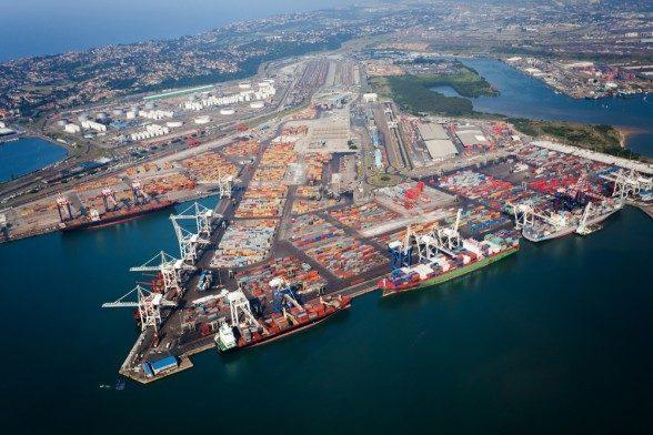 Россия создаст систему портов в Южной Африке