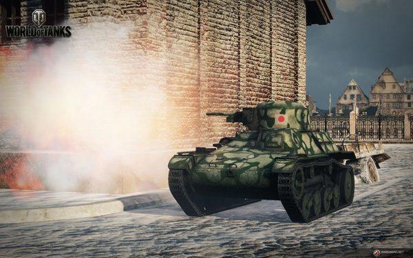 Wargaming World of Tanks