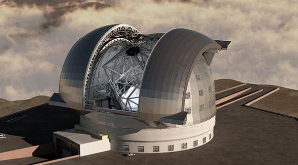 Большой Европейский Телескоп
