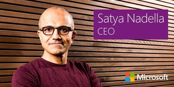 Сатья Наделла новый глава Microsoft