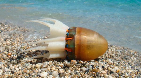 Робот-осминог