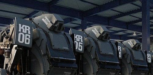 KURATAS начало производства военного-робота