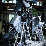 прототипов KURATAS японского робота 2