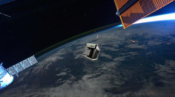 3d-принтер для печати в космосе