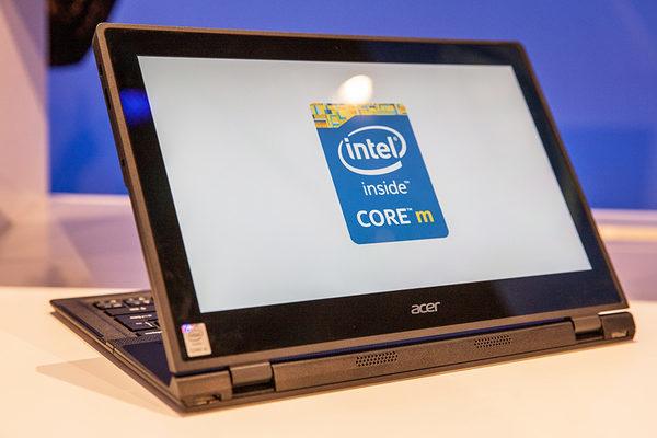 Intel на IFA 2014 Acer Aspire с процессором Intel® Core ™ M