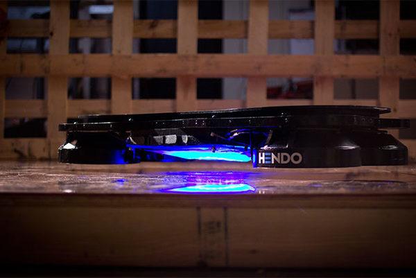 Hoverboard (летающий скейтборд) Hendo