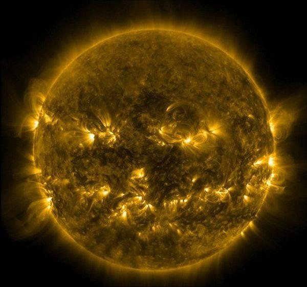 Корона солнца
