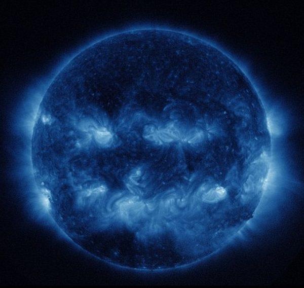 Солнце 2014