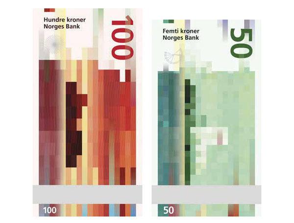 Норвежские-деньги