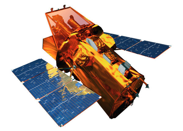 NASA Swift орбитальный телескоп