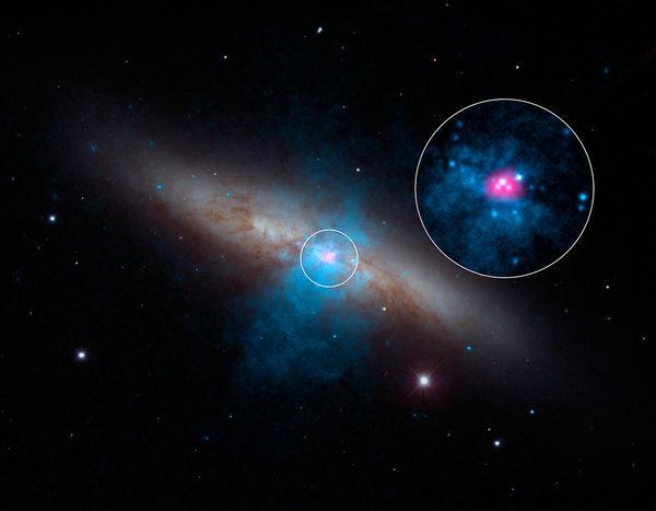 Высокоэнергетические рентгеновские лучи  от редкого и могучего пульсара