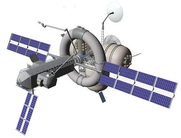 NASA планирует построить космический корабль, с гравитационной установкой