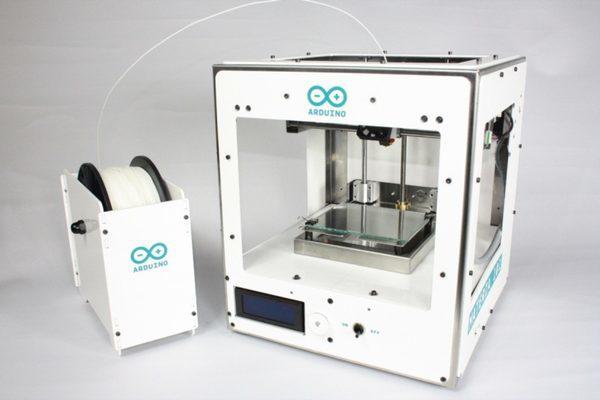 3D-принтер от Arduino и Sharebot