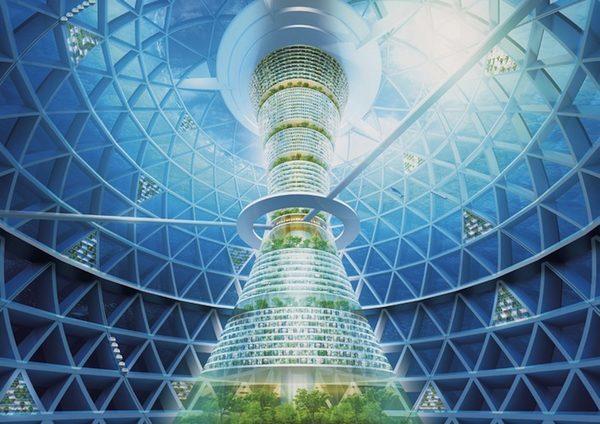 подводный город будущего