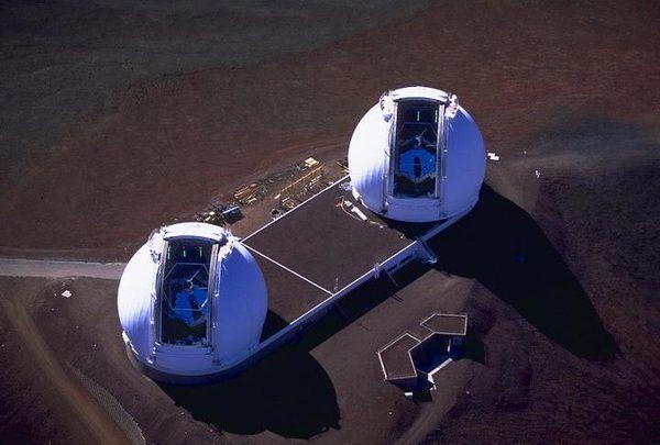 Обсерватория Кека