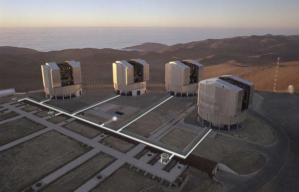 Very Large Телескоп