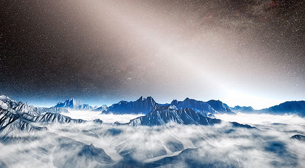 космос экзопланеты