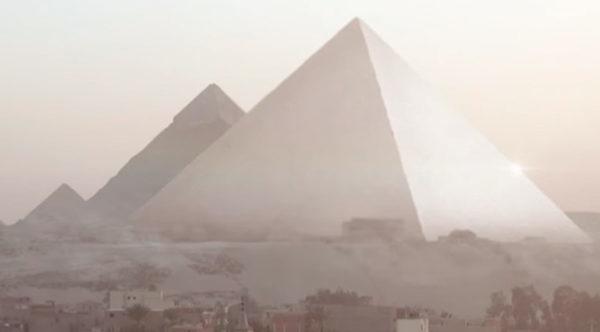 Пирамида Гизы
