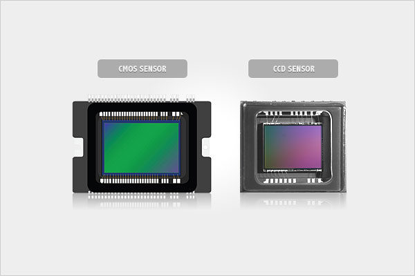 ПЗС и КМОП матрицы (CCD и CMOS)