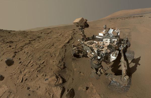 Марсоход curiosity последние новости