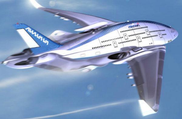 Самолеты пассажирские будущего SKYWHALE