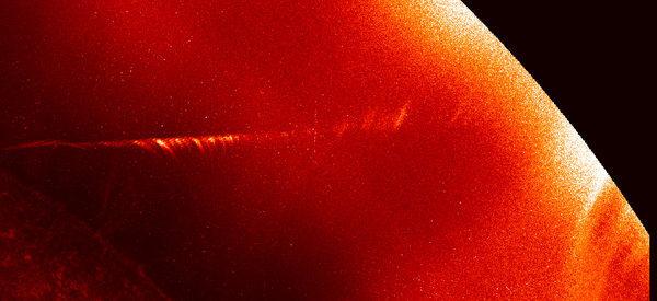 Фотографии солнца из космоса
