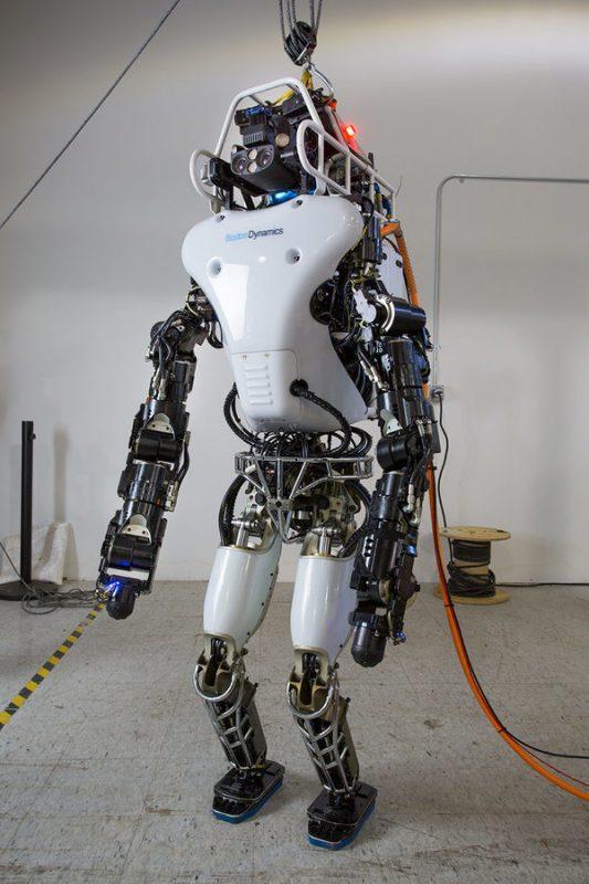 Атлас-робот