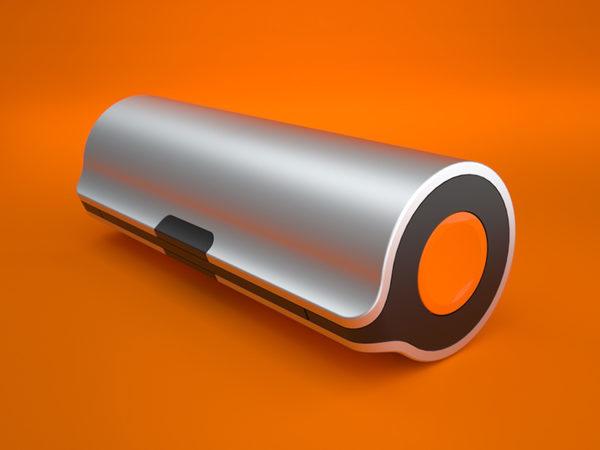 Rollable портативное зарядное устройство