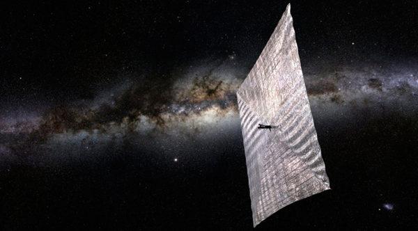 Космический корабль LightSail