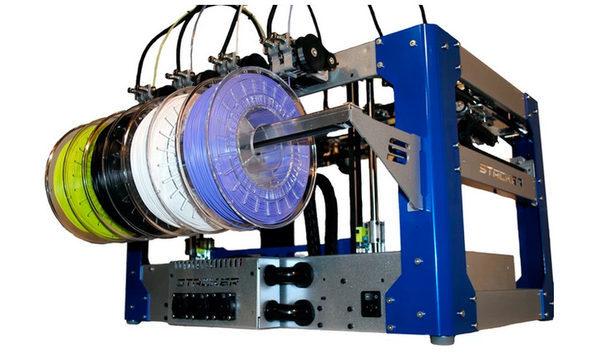 3D принтера коммерческого класса