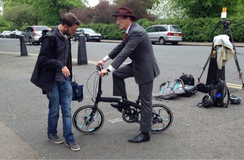 Новые колеса для велосипеда