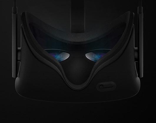 шлем Oculus Rift