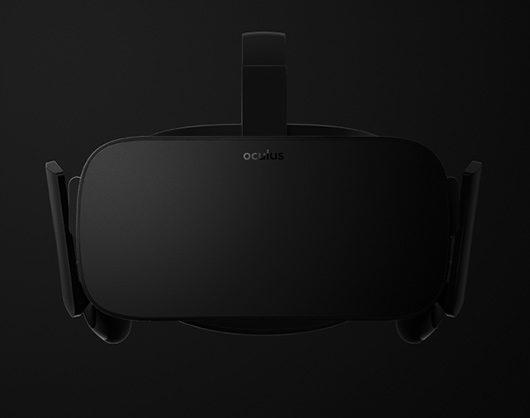 виртуальный шлем Oculus Rift