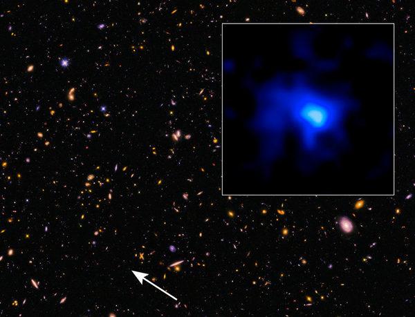 Галактика-EGS-zs8-1