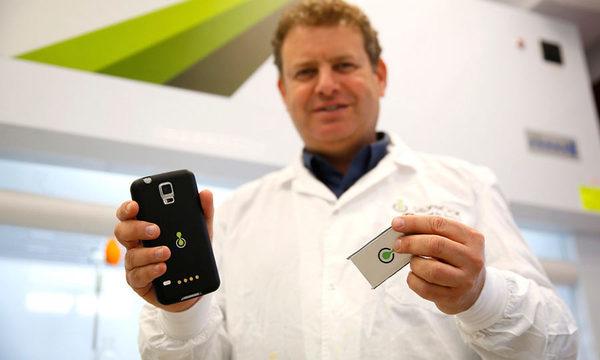 Новый аккумулятор для телефона