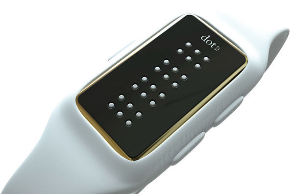Умные часы для слепых (2)