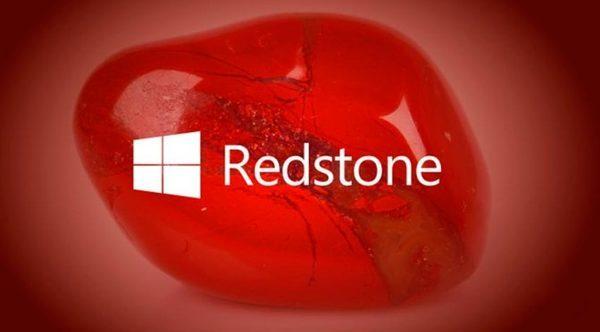 Обновление Redstone для Windows 10
