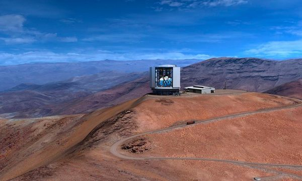 Гигантский Магелланов Телескоп (англ. Magellan, ГМТ)