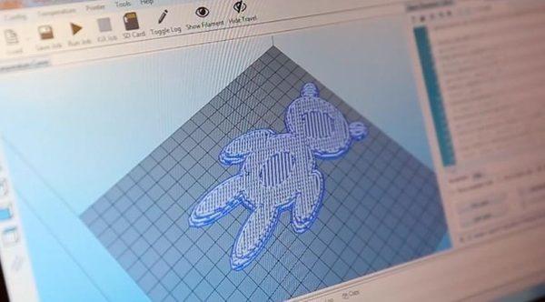 Технология 3D-печати для носимого трикотажа