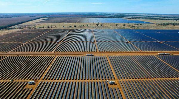 Солнечные электростанции Nyngan и Broken Hill