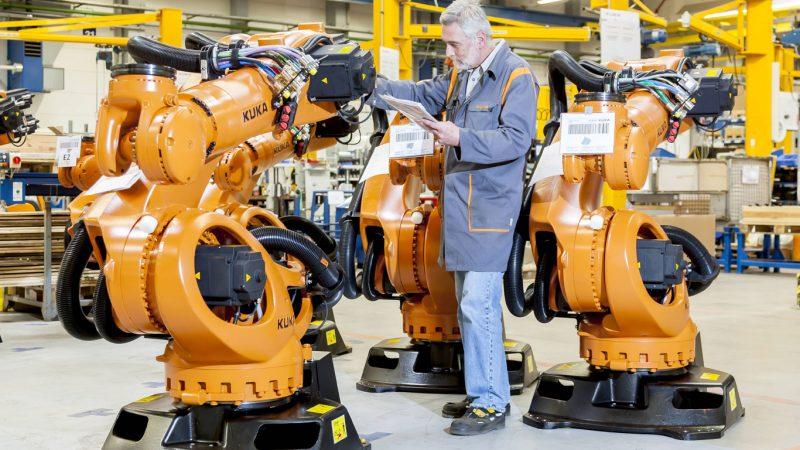 Роботы в бизнесе
