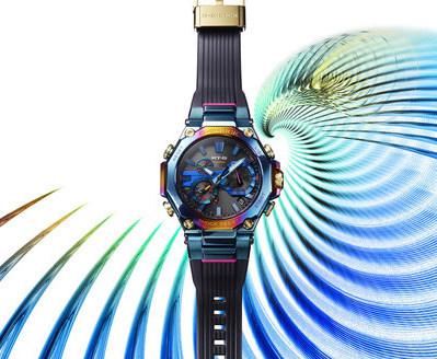 Casio выпустит новую модель часов серии MT-G в стиле «Синий Феникс»