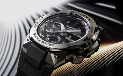 Casio выпустит самые тонкие в истории часы серии G-STEEL