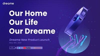 8 мая Dreame проведет онлайн-презентацию своих умных устройств для домашней уборки